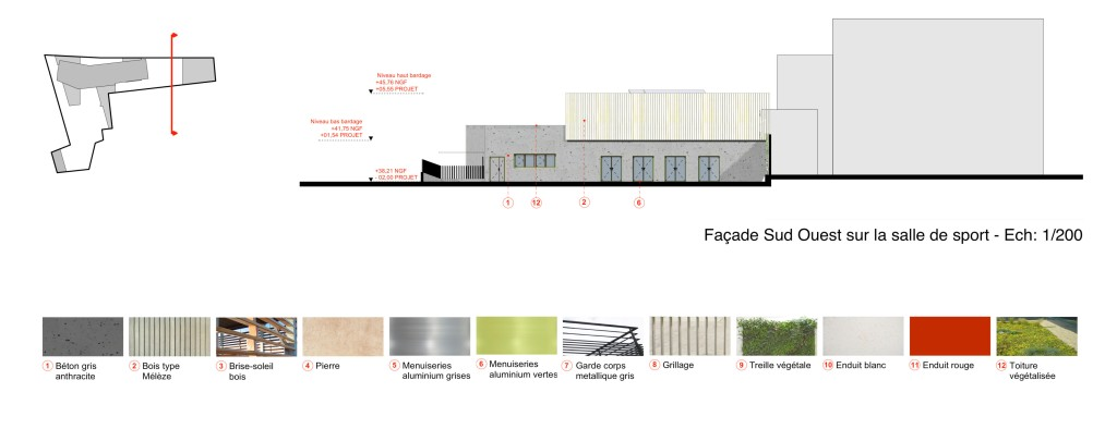 SDSO 16 facade sud ouest EPS