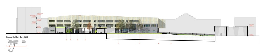 SDSO 20 facade sud est