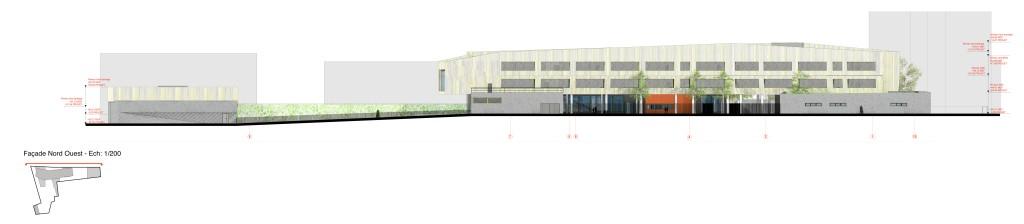 SDSO 22 facade nord ouest
