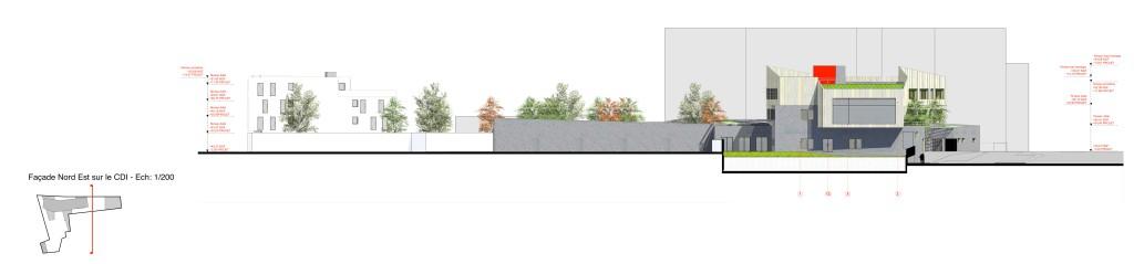 SDSO 23 facade nord est cdi